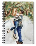 Marry Me Spiral Notebook