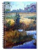Marsh Living Spiral Notebook