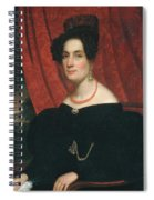 Mary Ann Garrits  Spiral Notebook