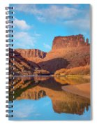 Mat Martin Point And The Colorado Spiral Notebook