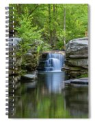 May Morning At Split Rock Spiral Notebook