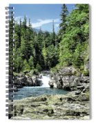 Mcdonald Creek 1 Spiral Notebook