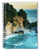 Mcway Waterfall Spiral Notebook