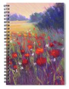 Meadow Dreaming Spiral Notebook
