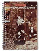 Meaty Beaty Big And Bouncy Spiral Notebook