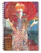 Merlin's Choice Spiral Notebook