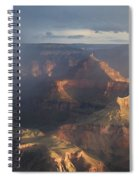 Mesmerized At Mather Point Spiral Notebook
