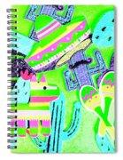 Mexicana Mixup Spiral Notebook