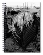 Microsoft Word - Life Boat Unicorn Dundee.docx Spiral Notebook