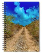 Middle Caicos Rocky Road Spiral Notebook
