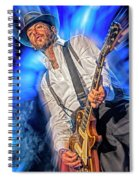 Mike Ness Spiral Notebook