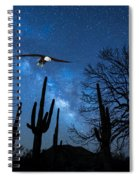 Milky Way Proposal Spiral Notebook