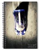 Mini Racer Spiral Notebook