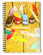 Mini Van Adventure Spiral Notebook