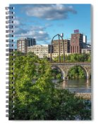 Minneapolis 03 Spiral Notebook
