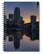 Minneapolis 13 Spiral Notebook
