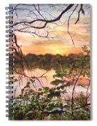 Minneapolis Sun Spiral Notebook