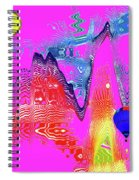 Mirage 2a Spiral Notebook