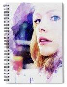 Miranda Spiral Notebook