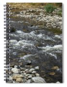 mission Creek Greenway, Spiral Notebook