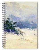 Misty Dunes Carmel Spiral Notebook