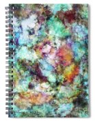 Mixed Emotions Spiral Notebook