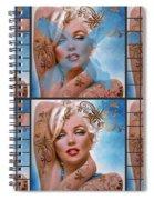 Mm Diva 127 Six Spiral Notebook
