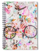 Mode Of Transport Spiral Notebook