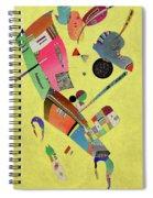 Moderation, 1940 Spiral Notebook