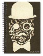 Moestafa Spiral Notebook