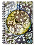 Monocle Machinery Spiral Notebook