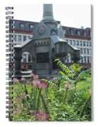 Monument Square Spiral Notebook