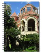 Moody Mansion Spiral Notebook