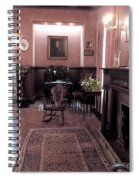 Moody Mansion Study Spiral Notebook