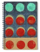 Moon Phases 2 Spiral Notebook