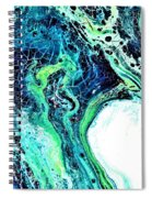 Moonglow  Spiral Notebook