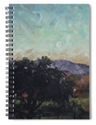 Moonlight Ranch Spiral Notebook