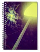 Moonsign Spiral Notebook
