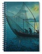 Morigasaki Coast Spiral Notebook
