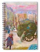 Morning In Paris - Digital Remastered Edition Spiral Notebook