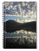 Morning Refection Spiral Notebook