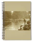 Morning's Magic Spiral Notebook