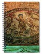 Mosaics Of Mausoleo Spiral Notebook