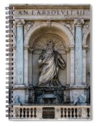 Moses Fountain Spiral Notebook