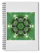 Mossy Green Spiral Notebook