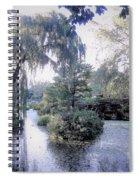 Mossy Lake Spiral Notebook