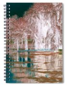 Mother Willow Altered Infrared Spiral Notebook