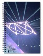 Motw Symbol Spiral Notebook