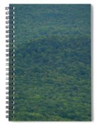 Mount Greylock Reservation's Trees Spiral Notebook