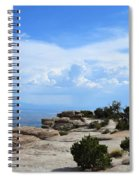 Mount Lemmon Spiral Notebook